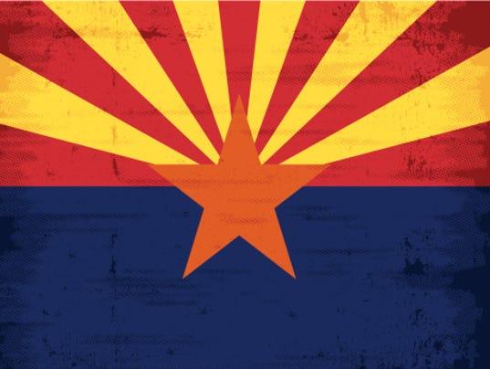 Flag of Arizona