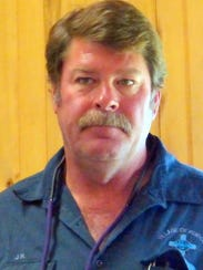 Ruidoso Public Works Director J. R. Baumann is taking