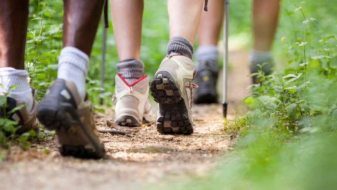 The nonprofit Active Heroes will host a hiking event Sept. 6 in Haddonfield to support efforts to reduce suicide among military veterans.