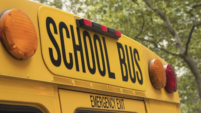 A school bus driver was cited in Hendry County for careless driving.