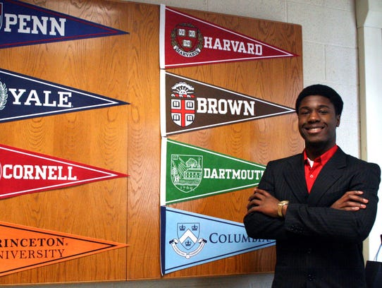 Kwasi Enin was accepted to all eight Ivy League universities -- a extremely rare feat, say college counselors.