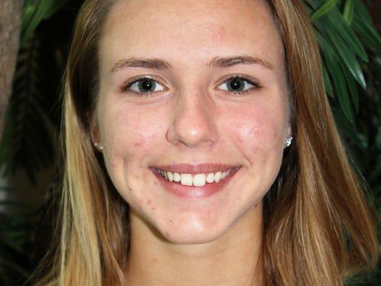 Madison Owen, St. John Neumann softball