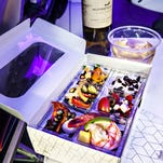 Virgin America serves the most nutritious food among U.S. airlines, according to an annual survey from DietDetective.com.
