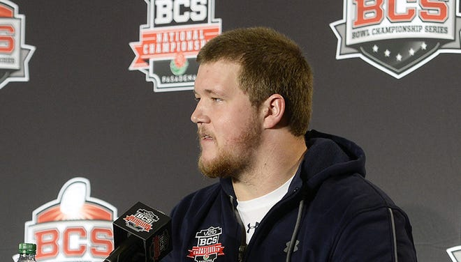 Auburn center Reese Dismukes is among the best centers in the country.