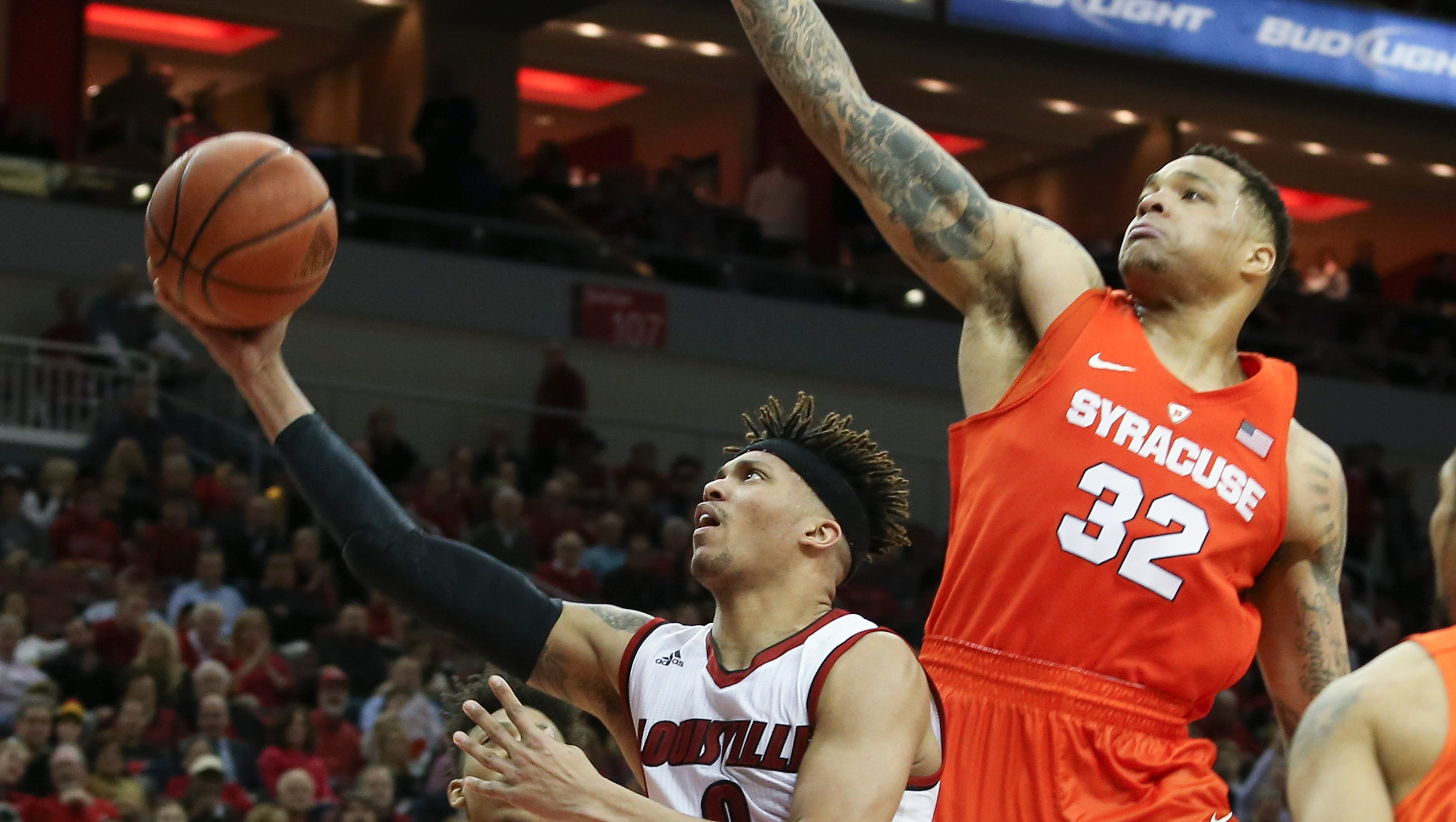 Video Highlights And There Are Many Louisville Vs Syracuse