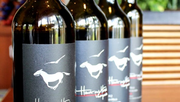Mitch Hawkins of Hawk and Horse Vineyard will be in