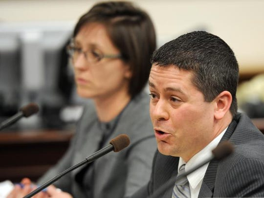 Assembly Judiciary Chair Steve Yeager, formerly with the Las Vegas public defender's office, said he's open to amending the bill to address concerns raised by police and prosecutors.