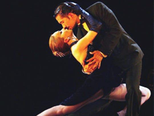 """Stars of """"Forever Tango"""""""