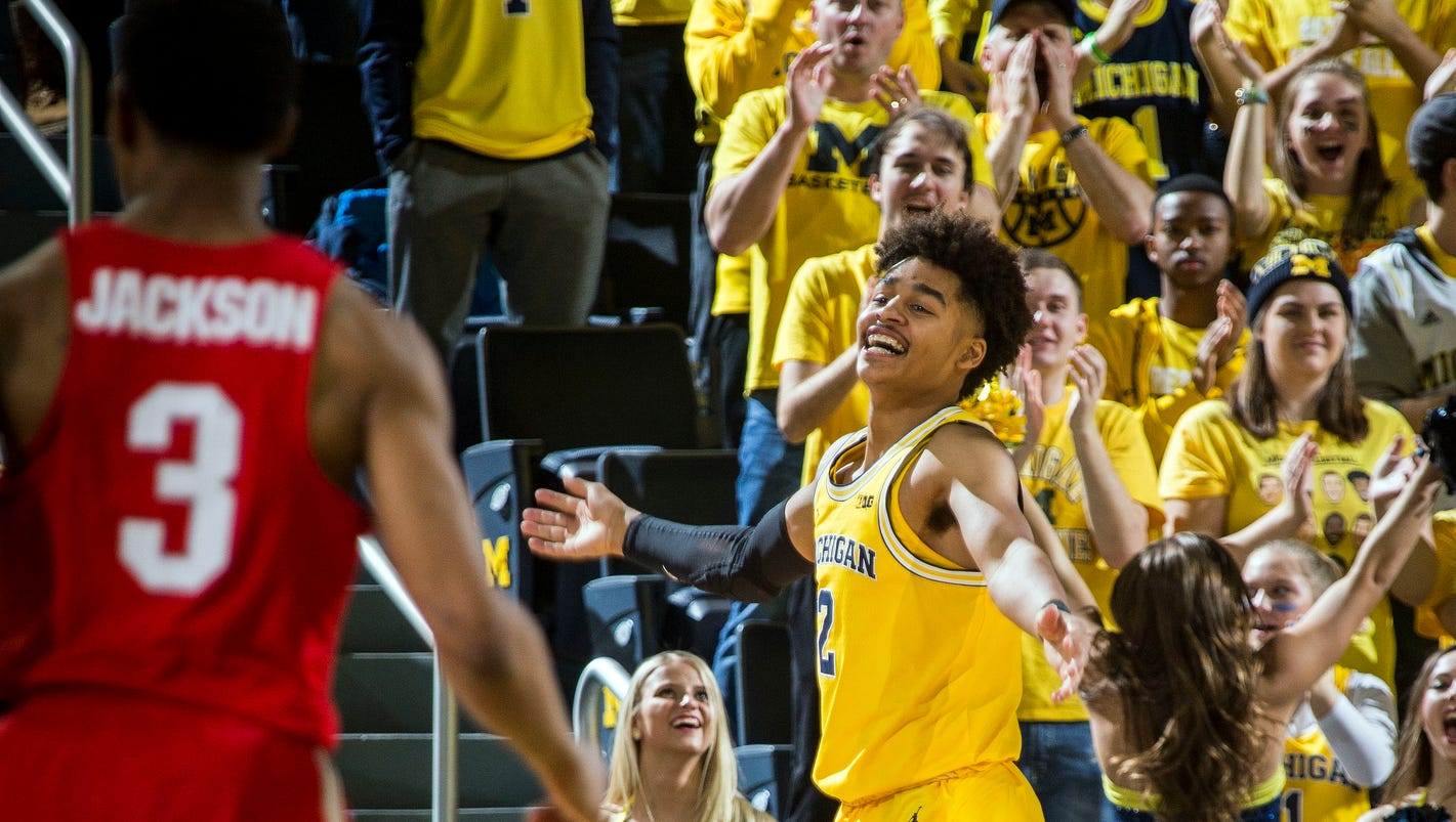 Michigan basketball has its hands full with Tony Carr, Penn State