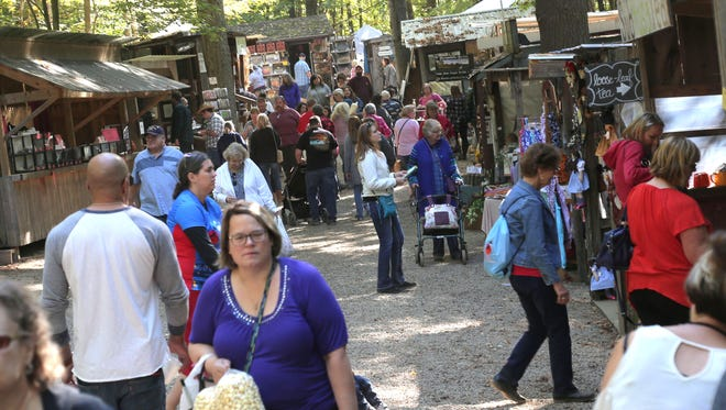 Organizers of the Prairie Peddler Festival in Butler will offer a new event, The Vintage Peddler, at the same wooded site on June 9-10.