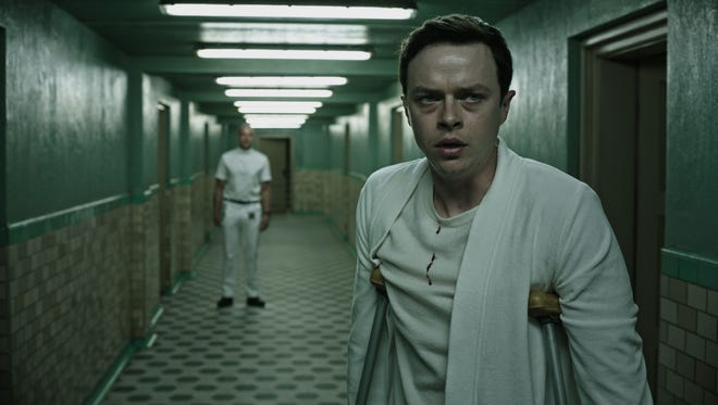 """Dane DeHaan in a scene from the movie """"Cure for Wellness"""" directed by Gore Verbinski. The movie opens Thursday at Regal West Manchester Stadium 13 and Frank Theatres Queensgate Stadium 13 and Friday at R/C Hanover Movies."""