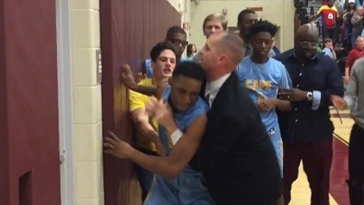 Smyrna-Cape Henlopen basketball game fight prompts DIAA meeting