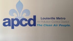 Louisville Metro Air Pollution Control District logo