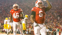 Wisconsin running back Corey Clement needs to have