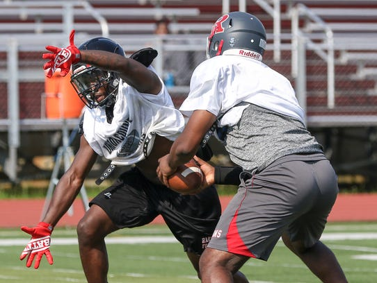 Union County practice for Snapple Bowl XXIV at Union