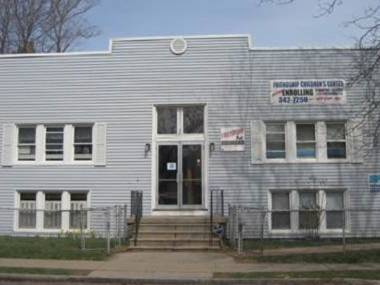 Friendship Children's Center as it appears today.