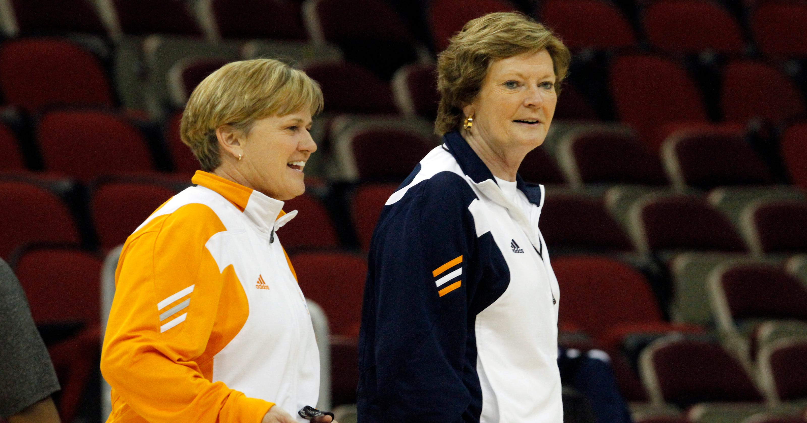 Tennessee Coach Holly Warlick Says Pat Summitts Influence Profound