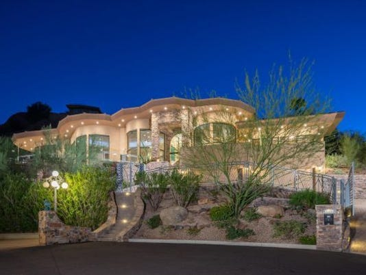 Alicia Keys' Phoenix home
