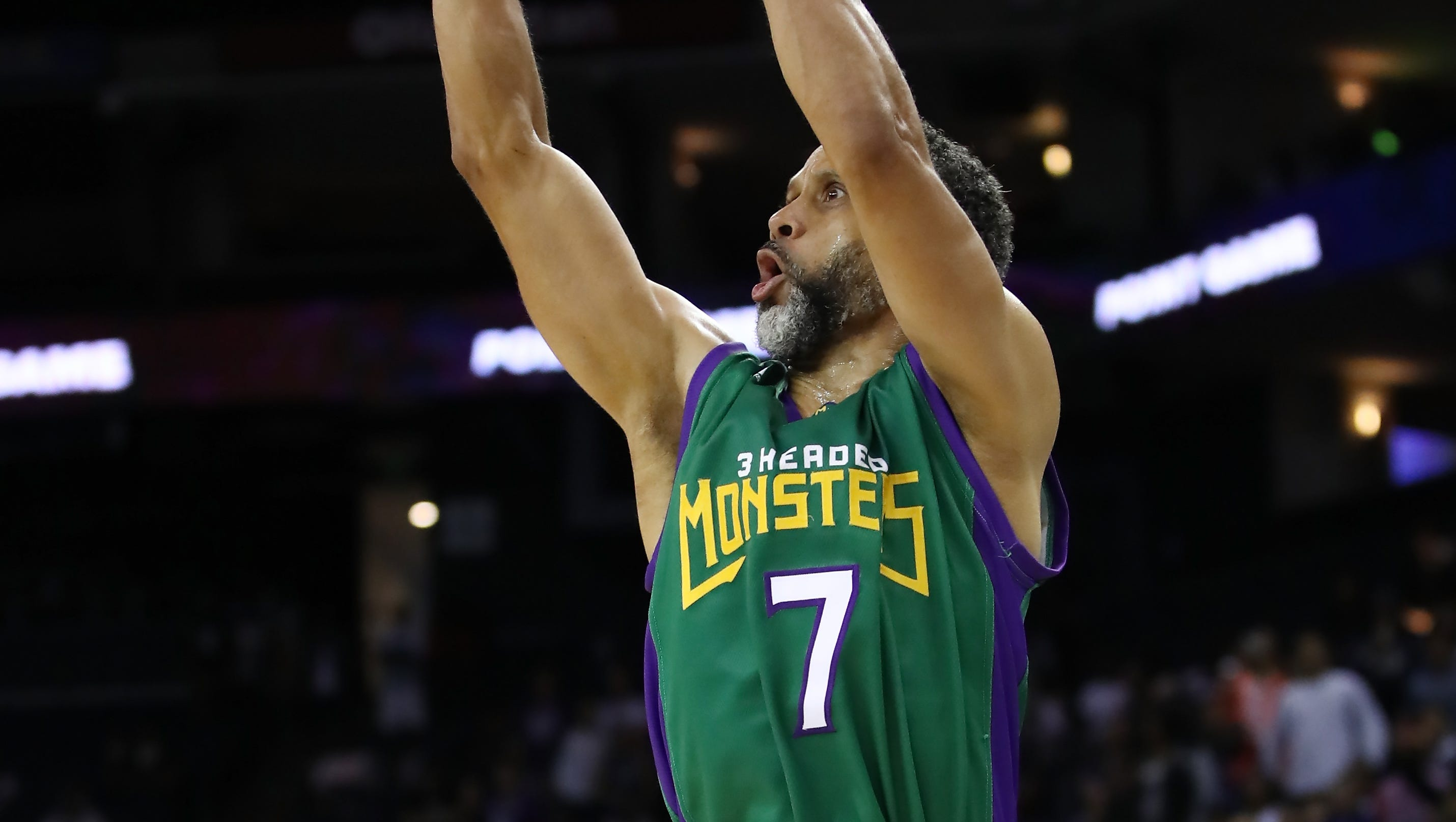 detroitnews.com - Rod Beard, The Detroit News - Big3 is old-school basketball - with some differences