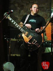 Chris Rodgers is one of the performers at this year's Rockabilly Riot.