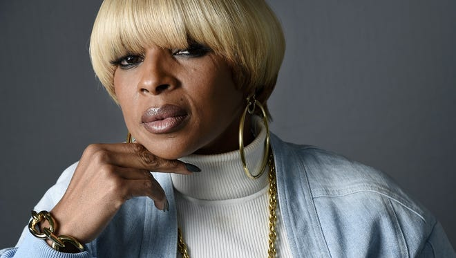 Mary J. Blige will perform Aug. 5 at Old National Centre.