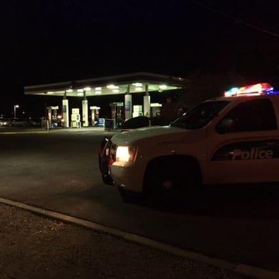 El tiroteo ocurrió mientras la policía estaba tratando