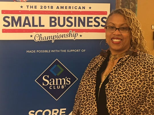 Recently, Sharon Levy was recognized for her entrepreneurial skills in the 2018 Score & Sam's Club Small Business Championship.