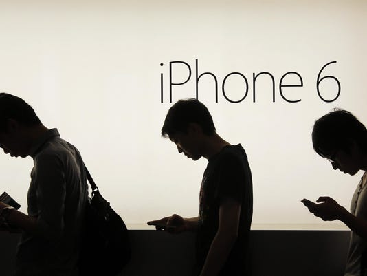 Apple-Old iPhones