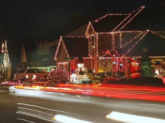 Keizer Miracle of Christmas Lighting Display, through Dec. 26