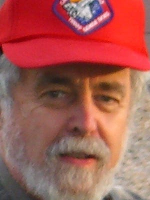 Colin Tweddell is a retired U.S. Marine and systems engineer who lives in Newark.