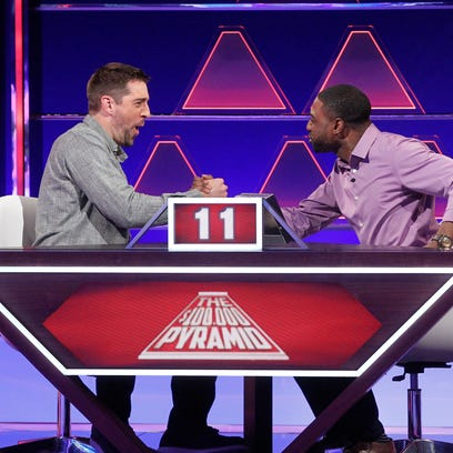 Aaron Rodgers' episode of '$100,000 Pyramid' airs Sunday