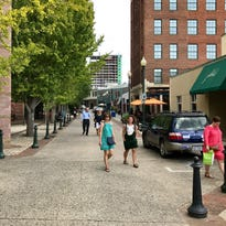 Boyle: Time to make Asheville's Wall Street pedestrian only?