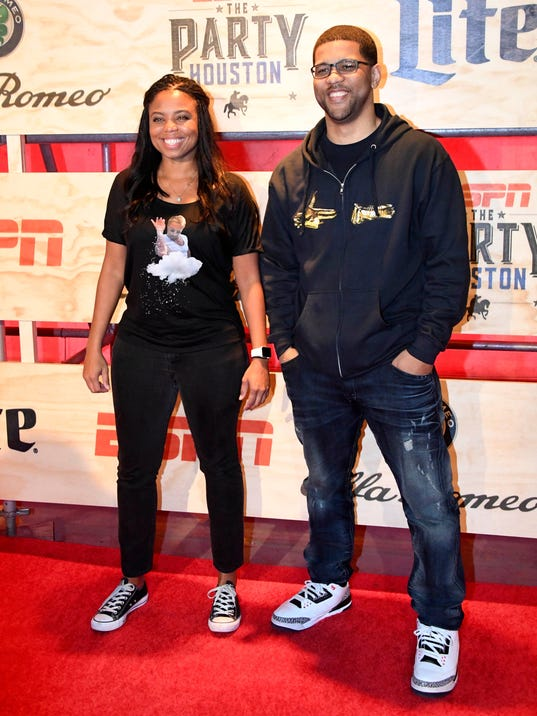 Jemele Hill and Michael Smith