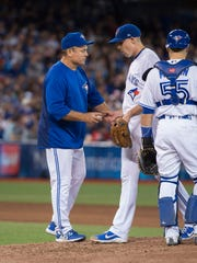 Aaron Sanchez's blister is the latest woe to befall