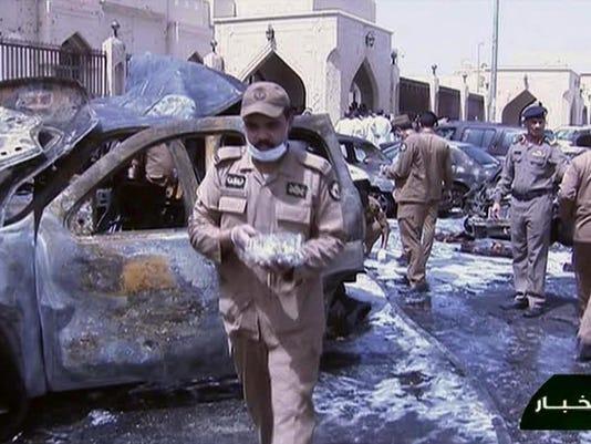 Mideast Saudi