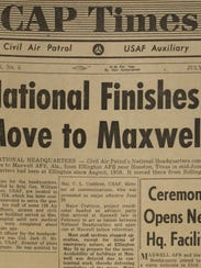 National Headquarters' move to Maxwell understandably