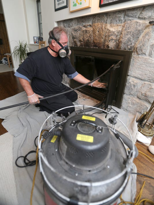 Scarsdale chimney sweep 1
