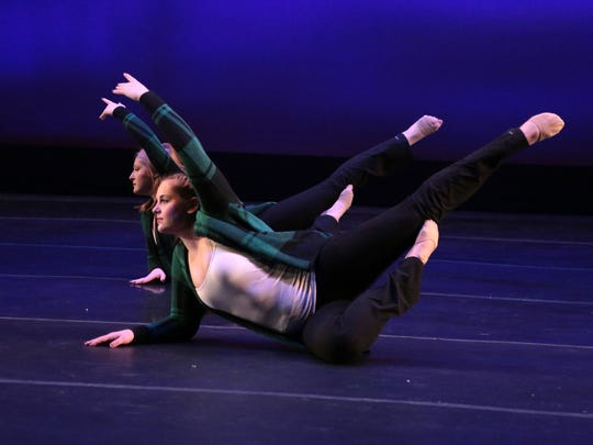 Middlesex County College presents dance ensemble April 30 and May 1.