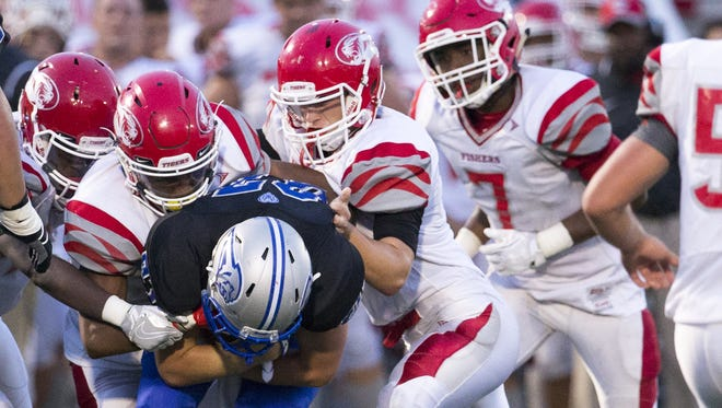 Fishers will look to make amends after a winless conference slate last season.
