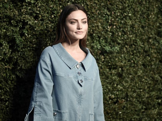 'The Originals' actress Phoebe Tonkin
