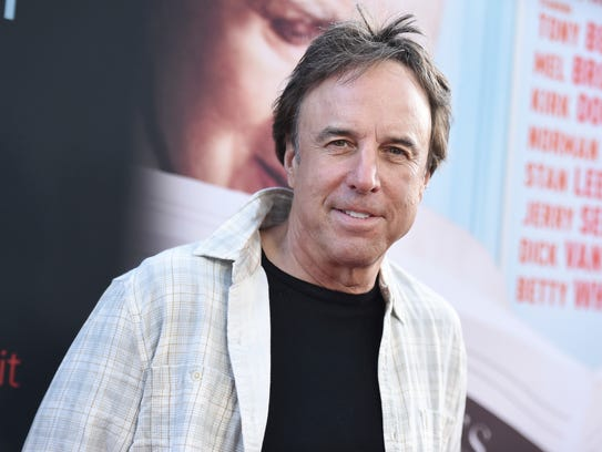 Kevin Nealon plays Pontiac's new Flagstar Strand Theatre
