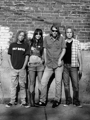 The Raelyn Nelson Band hits Vinyl Music Hall on Sept. 1.