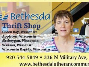 Get a 25% off coupon for your purchase at Bethesda Thrift Shop. Find a GREAT Christmas gift!