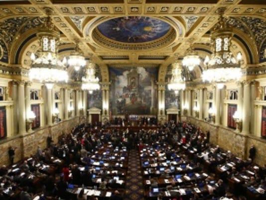 Pennsylvana General Assembly