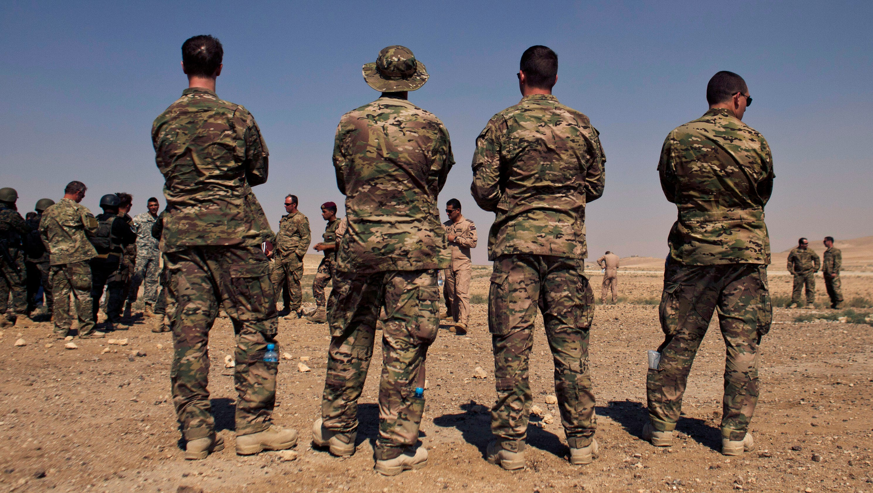 Friends Of Syria >> Special operations strike force heading to Iraq