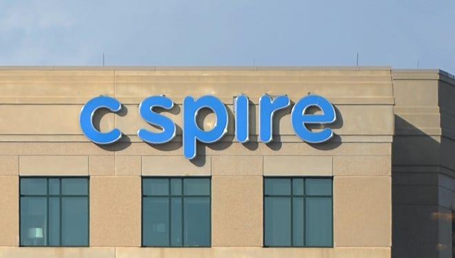 CSpire headquarters in Ridgeland.