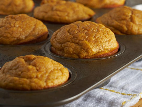 Pumpkin Muffins by Cooking Matters™