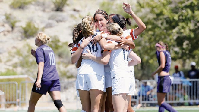 UTEP opens Conference USA soccer play in Florida.