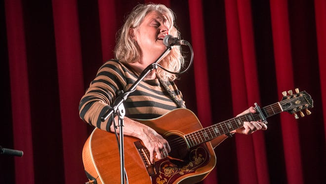 Two-time Grammy nominated artist Kim Richey performs Sunday, Oct. 11, 2015, at the Capri Theatre in Montgomery, presented by the Capri and the Alabama Roots Music Society.