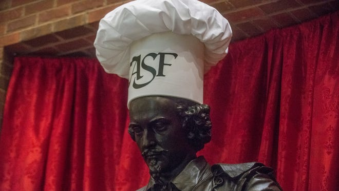 The ASF Feast of Flavours and Auction is Jan. 22 at the Alabama Shakespeare Festival in Montgomery.